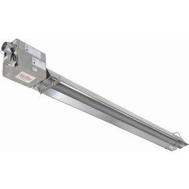 SunStar Natural Gas Heater Infrared Positive Pressure Straight Tube, SPS200-50-TG-N5, 200K BTU 50L