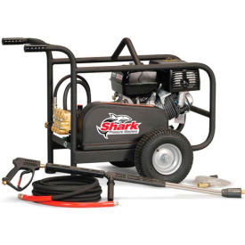 Shark BR 3.7 @ 3500 Honda Gx390 Cold Water Belt Drive Pressure Washer