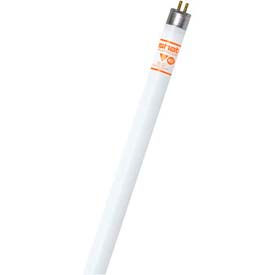 Shat-R-Shield 82561 Safety-Coated Fluorescent Lamp, F54T5 841/HO/XEW/ALTO 44W