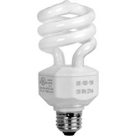 Shat-R-Shield 87614t Safety-Coated Cfl Bulb, Cfl-S 7w/841 - Pkg Qty 10