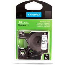DYMO® D1 - 3/4 Inch Tape Black on White