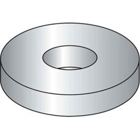 "1/4"" SAE Flat Washer - 304 Stainless Steel - Asme B18-22-1 - Pkg of 100"