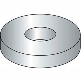 "3/8"" SAE Flat Washer - 304 Stainless Steel - Asme B18-22-1 - Pkg of 100"