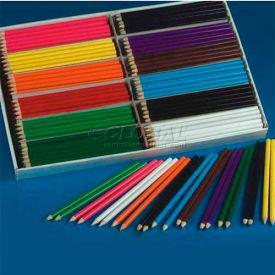 Color Splash SC1002 Colored Pencils Pluspack, Box Of 240