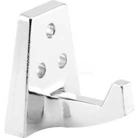 Coat Hook, Chrome - Pkg Qty 6