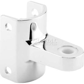"Pivot Hinge Top, 1-1/4"", Chrome - Pkg Qty 2"