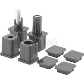 Square Barrel Hinge Repair Kit - Pkg Qty 2