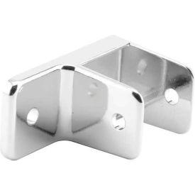 """1 Ear Wall Bracket, 1-1/4"""", Mini, Stainless Steel"""