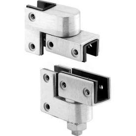 "Pivot Hinge Set, 3/4"" & 1"", W/T-27 Fasteners, Stainless Steel"