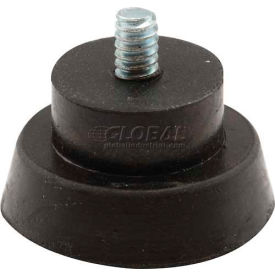 Replacement Rubber Tip W/ Screw - Pkg Qty 2