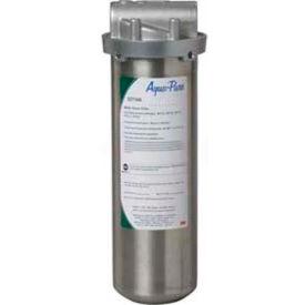 3M Aqua-Pure SST1HA, One High Stainless Steel Filter Housing 3/4 NPT Horizontal