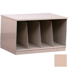 Stackbin® One-Shelf X-Ray Storage Cabinet, Beige