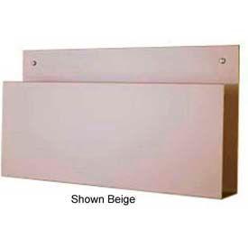 Stackbin® Steel Door & Wall Mountable Film Box, Blue