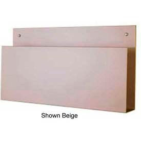 Stackbin® Steel Door & Wall Mountable Film Box, Gray