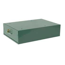 "Stackbin 4-MRBC-GY Drawer, 23""W X 14""D X 5""H, Gray"