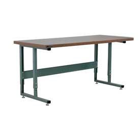 "Stackbin Workbench, 2011 Series, Hardboard, 72""W X 30""D"