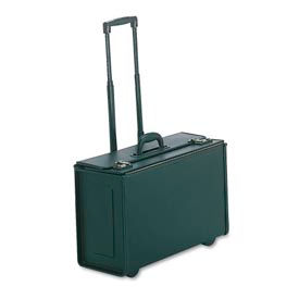 Stebco Classic Tufide Catalog Case - 22-1/4 Inch Wide With Wheels And Handle