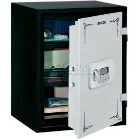 "Stack-On™ Personal Fire Safe With Electronic Lock, 21-7/16""H"