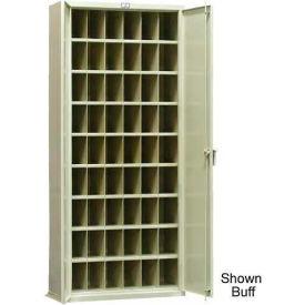 Strong Hold® Heavy Duty Slim-Line Metal Bin Storage 3.57-11-188-54OP - 41 x 18 x 95