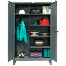 Strong Hold® Heavy Duty Combination Cabinet 45-W-244 - 48 x 24 x 66