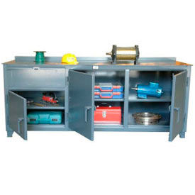 Countertop Model with Multi-Storage 96 x 30 x 34