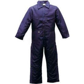 Indura® Proban Coveralls, Stanco FRI681NBL, Navy Blue, L