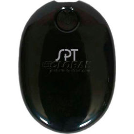 SPT Rechargeable Portable Hand Warmer, Black by