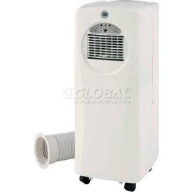 SPT® SlimLine AC W/Heater - 10,000BTU, 2 Speed Fan, Up To 300 Sq. Ft.