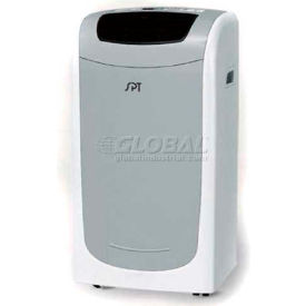 SPT® Portable Air Conditioner, Dual-Hose System - 13,000BTU, Up To 320 Sq. Ft.