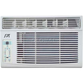 SPT® Window Air Conditioner, Energy Star - 8,000BTU 115V
