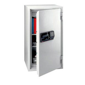 SentrySafe Commercial Fire Safe® S8771 Electronic Lock, 5.8 Cu. Ft., Light Gray