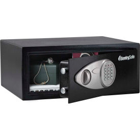 "SentrySafe X075 Digital Security Safe 17""W x 14-5/8""D x 7""H, Black"