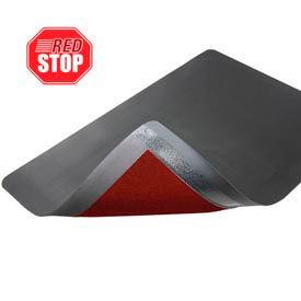 Ergo RedStop Mat 4' x 75' Black