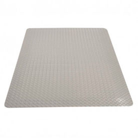 Cushion Trax RedStop Mat - 3' x 12' Gray