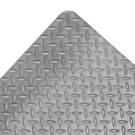 Saddle Trax RedStop Mat - 2' x Custom Lengths Gray