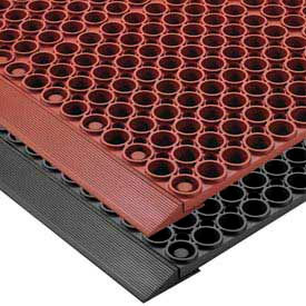Tek-Tough Mat - 3' x 3' - Black