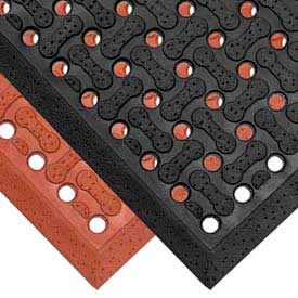 Superflow Mat - 3' x 5' - Black