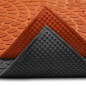 Grip True Mat - 3' x 8' - Black