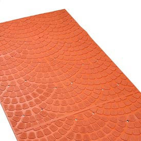 Grip True Mat - 3' x 8' - Red