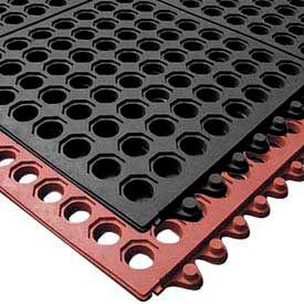 Ultra Mat - 3' x 3' - Red