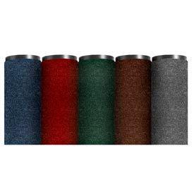 Sabre Olefin Entrance Carpet Mat - 4' x 8' - Slate Blue