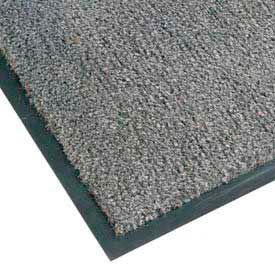 Sabre Olefin Entrance Carpet Mat - 4' x 10' - Gun Metal