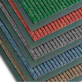 Bristol Ridge Scraper Carpet Mat - 3' x 6' - Slate Blue