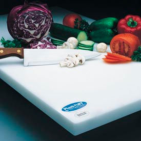 "Plasti-Tuff® Thermoplastic Cutting Board - 18"" x 24"" x 1"""