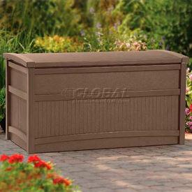 """Suncast DB5000B Deck Box 50 Gallon, 41""""L x 21""""W x 22""""H"""
