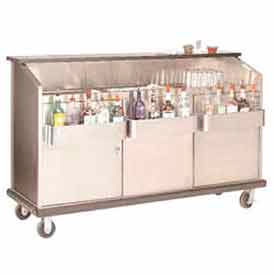 """Portable Bar, 60""""L w/7-Circuit Cold Plate by"""