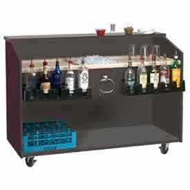 "Portable Bar, 60"" Long by"