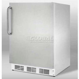 Summit ALF620CSS - ADA Comp Built-In Medical All-Freezer, 25°C Operation, Complete S/S