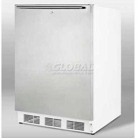 Summit ALF620LSSHH - ADA Comp Freestanding Medical All-Freezer 25°C Operation, Lock