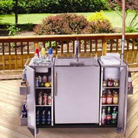 Bar equipment supplies portable bars summit cartos - Portable dishwasher stainless steel exterior ...